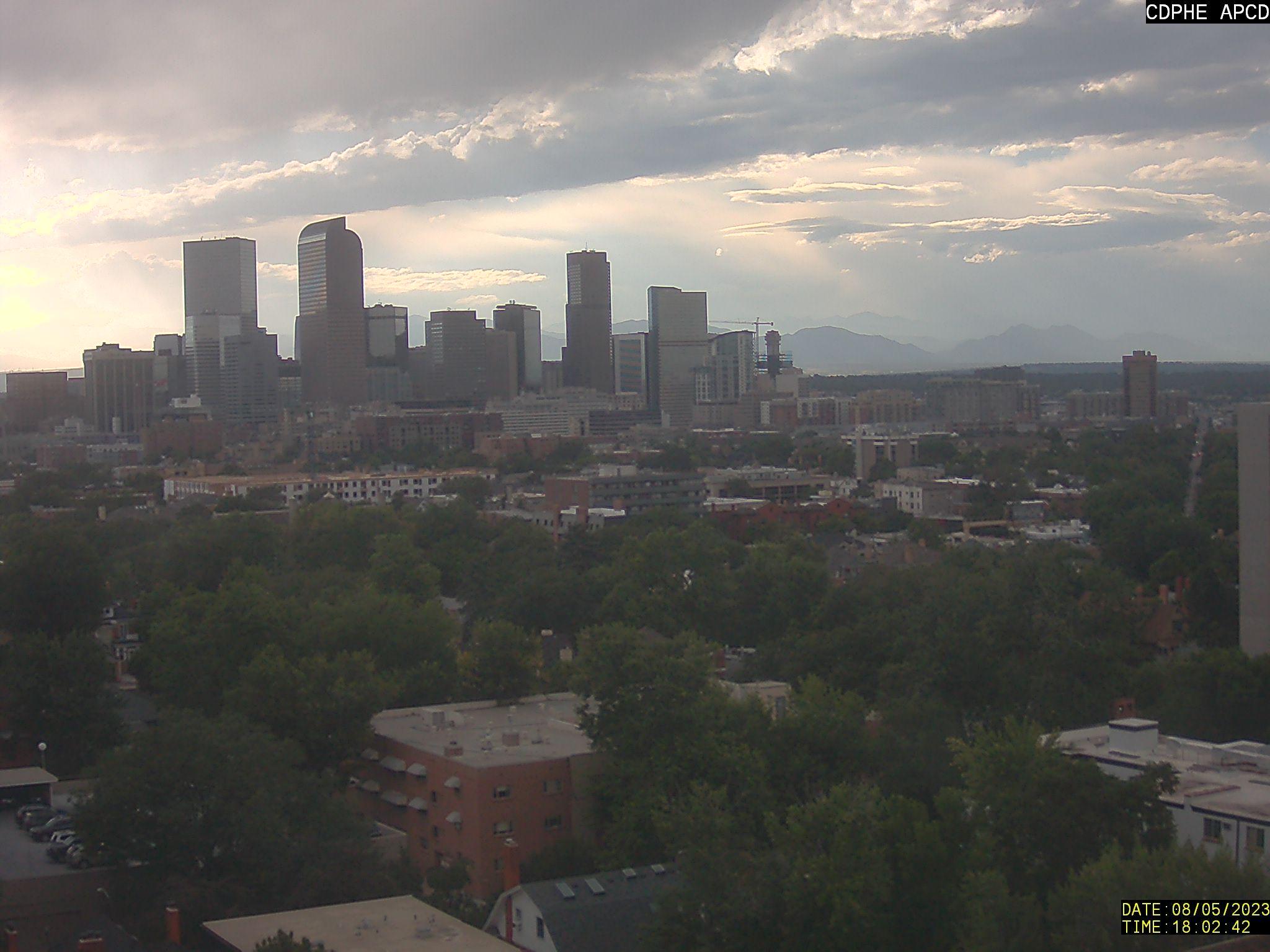 Denver City Live Cam – View Live Streaming of the City