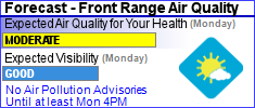 Air Pollution Advisory